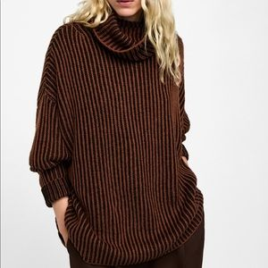 Zara • NWT Oversized Pullover Sweater